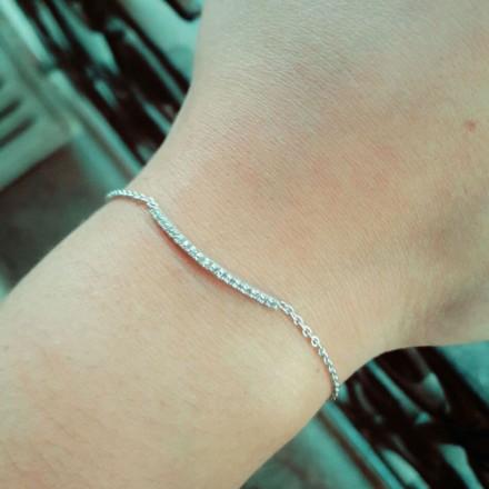 Bracelet 1 barette