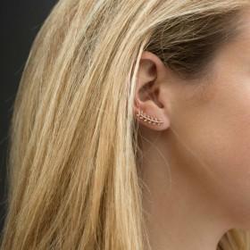 Boucles d'oreilles Laurier