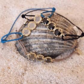 Bracelet cordon Trio
