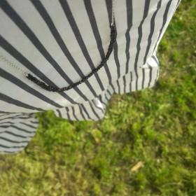 Collier Spinelles noires