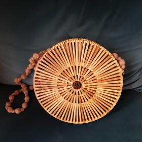 Sac bambou Soleil GM