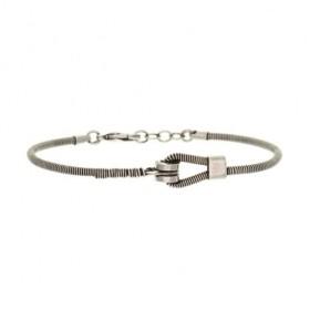 Bracelet Boucles Horizontale