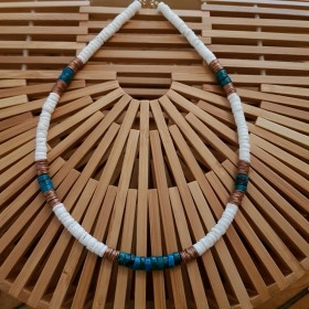 Collier Chrysocolle