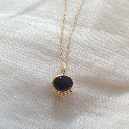 Collier Evy Gold