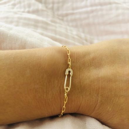 Bracelet Epingle
