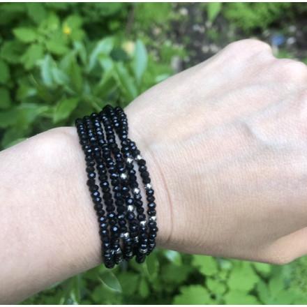 Bracelet Single noir