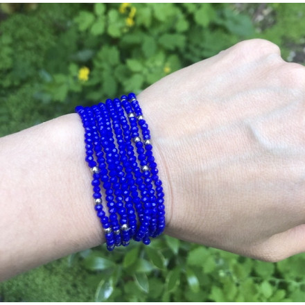 Bracelet Single Bleu