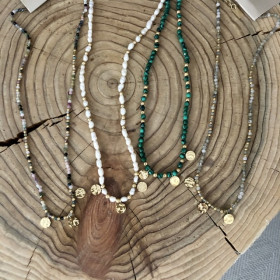 Collier 3 pampilles