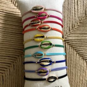 Bracelet Cauri Color