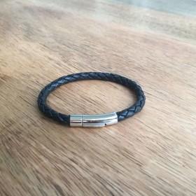 Bracelet cui et acier