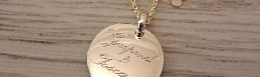Colliers/Sautoirs médailles